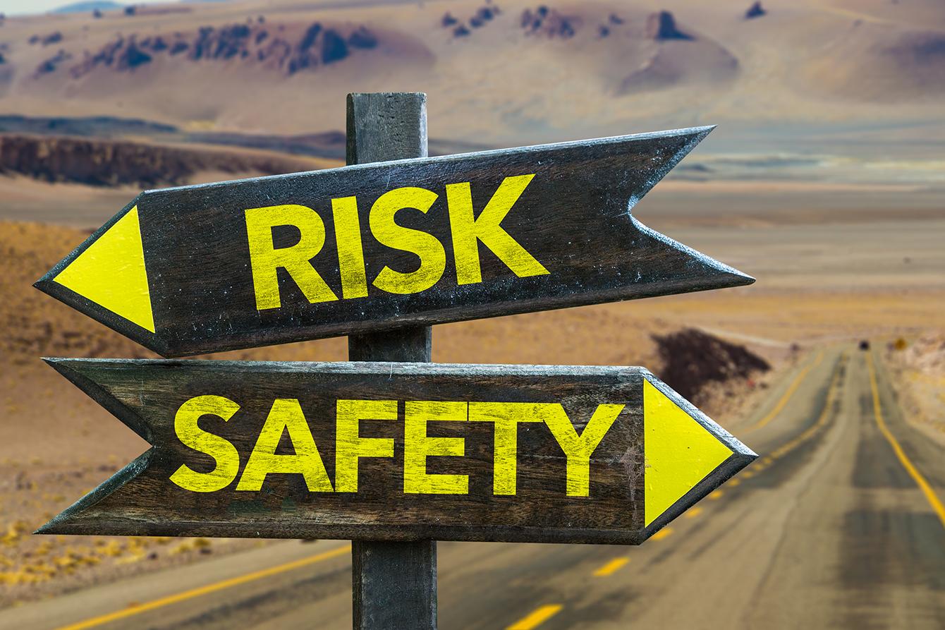リスクと安全